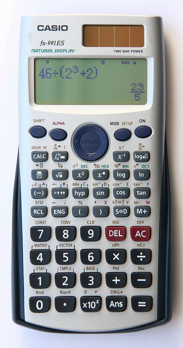 Venta de calculadoras en Guadalajara