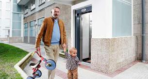 Renovar el ascensor es ahorrar en la factura energética