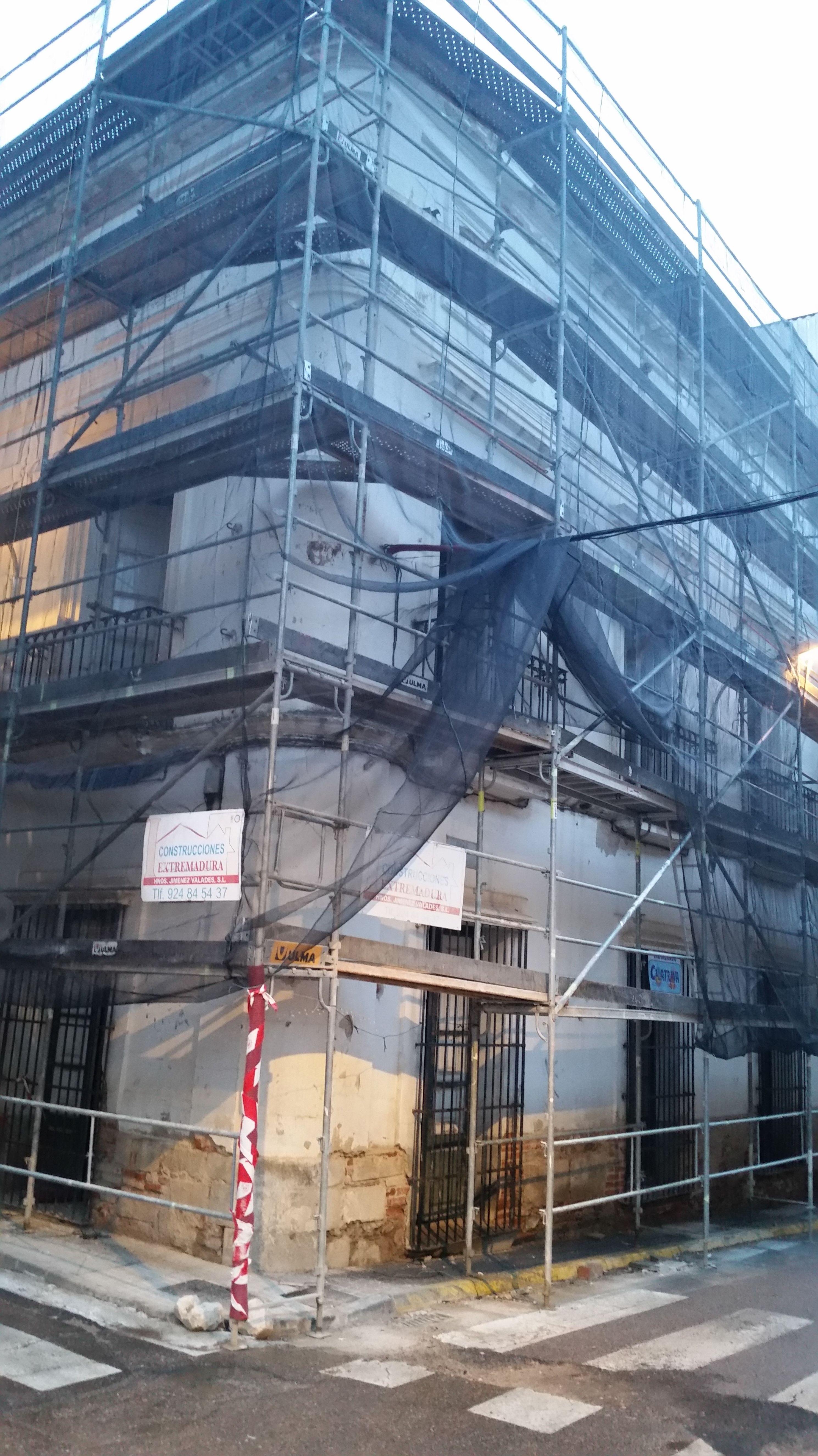 Foto 9 de  Construcción en Villanueva de la Serena | Construcciones Extremadura Hnos. Jiménez Valadés