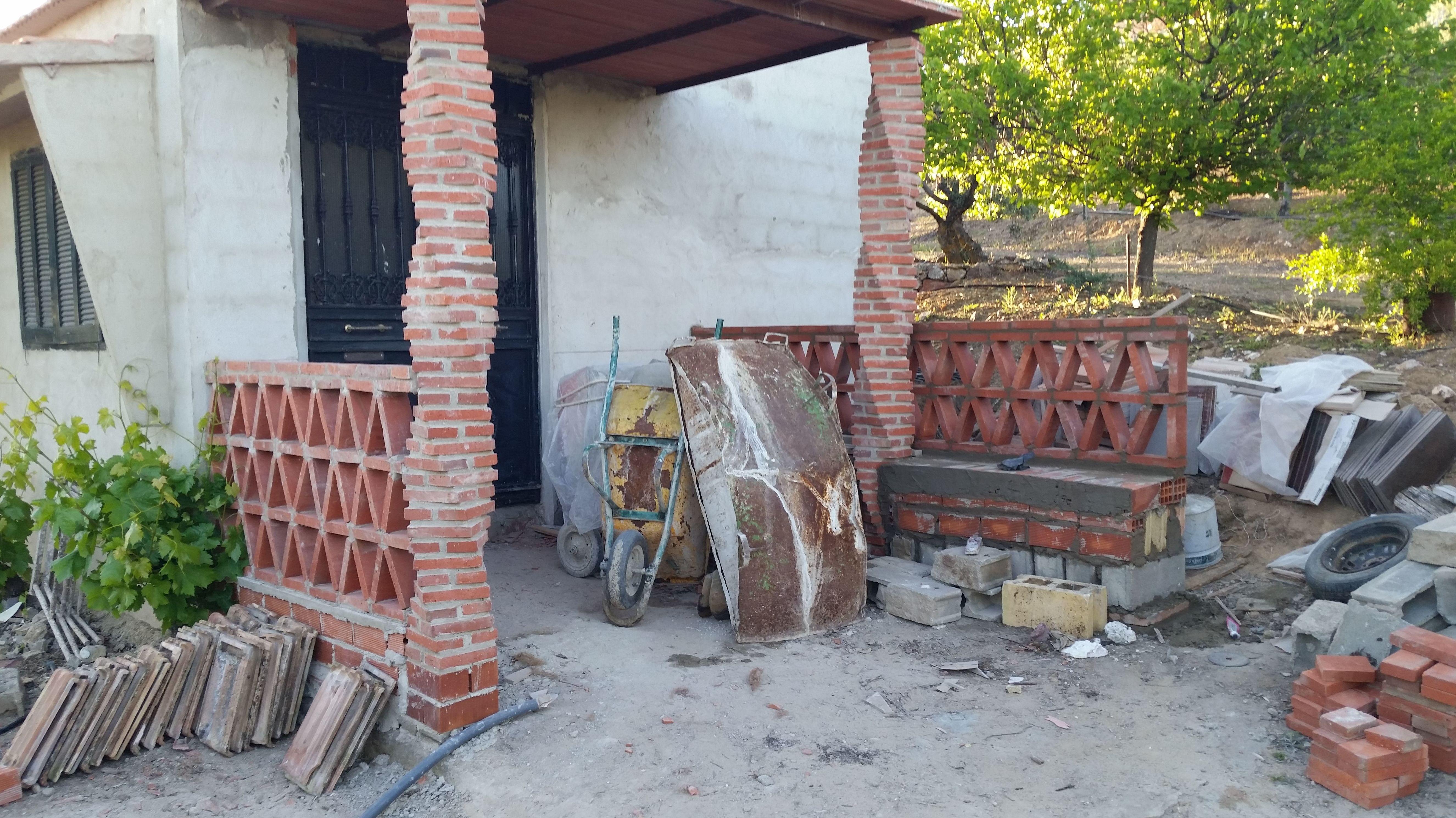 Foto 6 de  Construcción en Villanueva de la Serena | Construcciones Extremadura Hnos. Jiménez Valadés