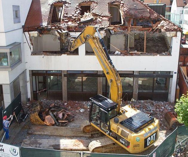 Empresa de excavaciones y derribos en Pontevedra