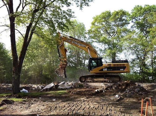 Empresa de excavaciones en Pontevedra