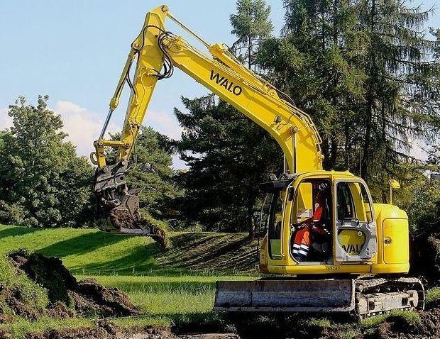 Excavaciones en Pontevedra