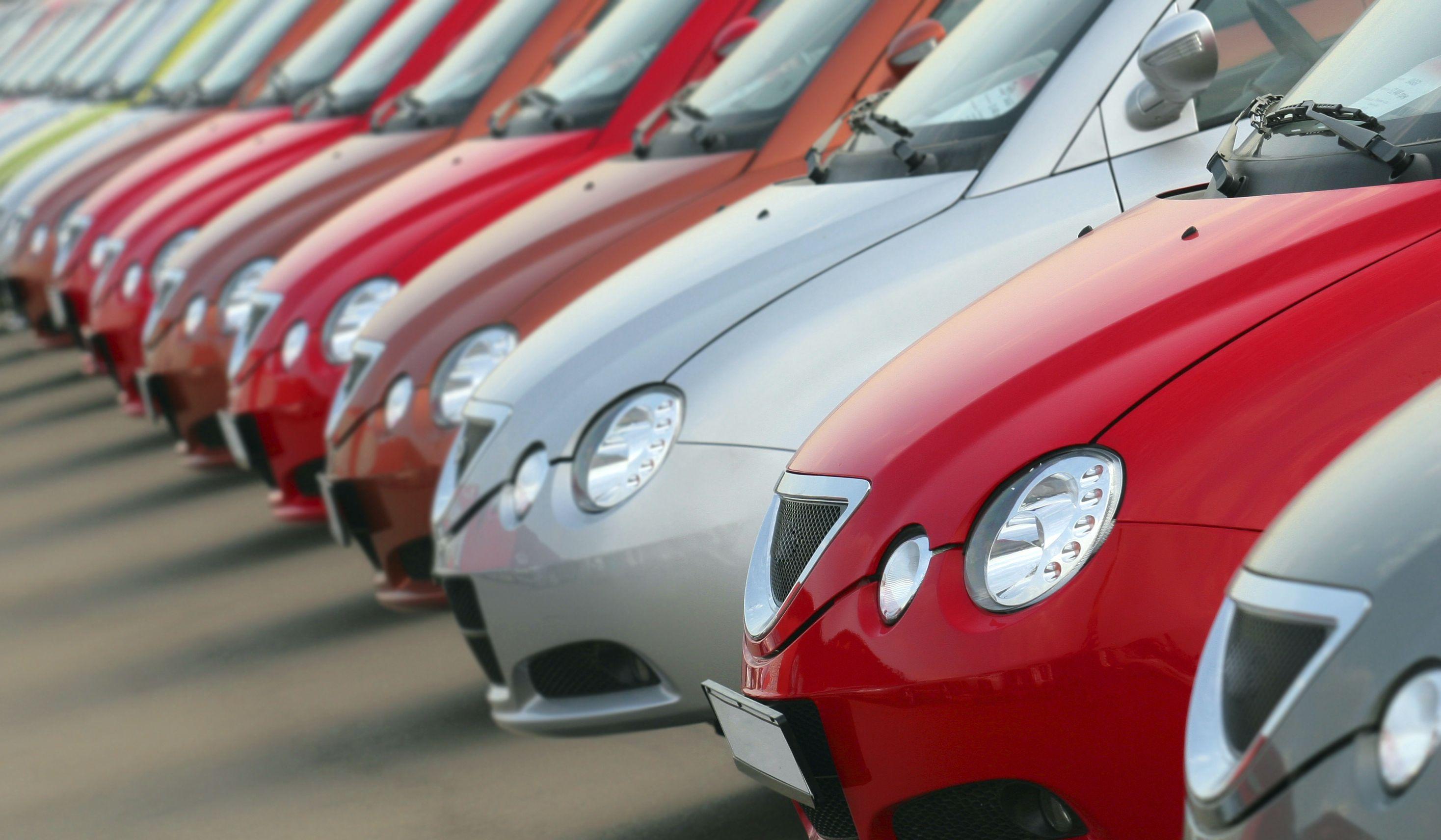 Alquiler de vehículos en Alicante