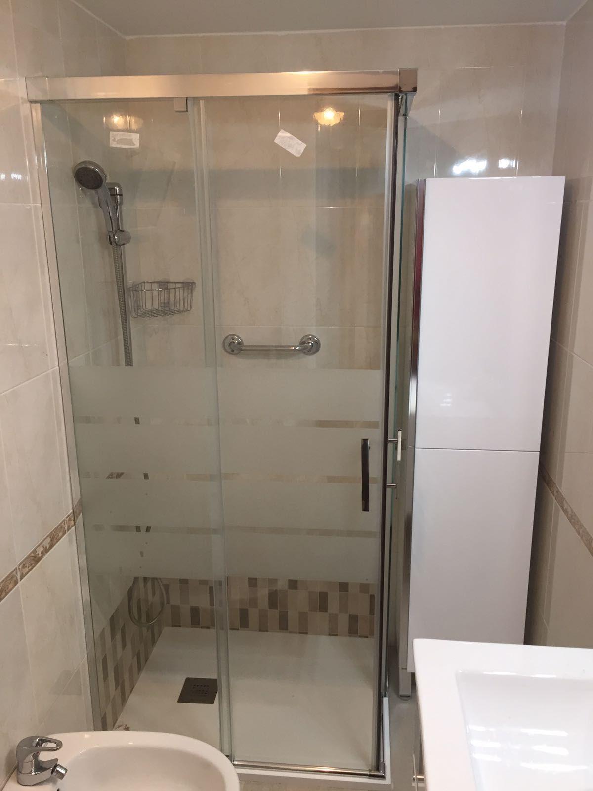 Platos de ducha en Granada