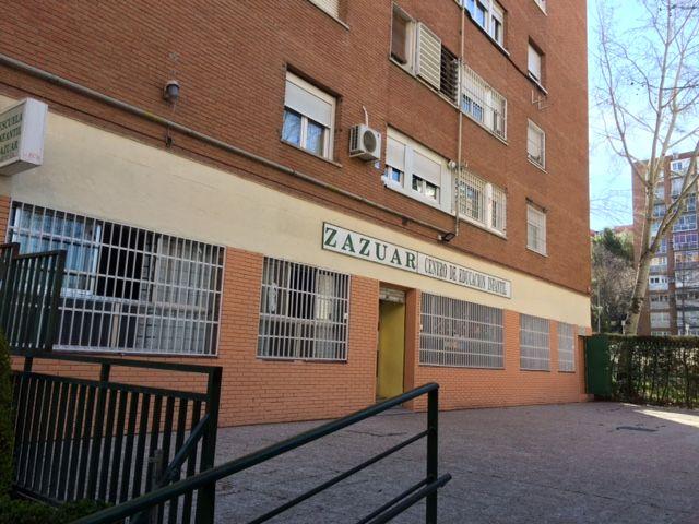 Guardería en Madrid