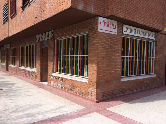 Escuela infantil Vallecas