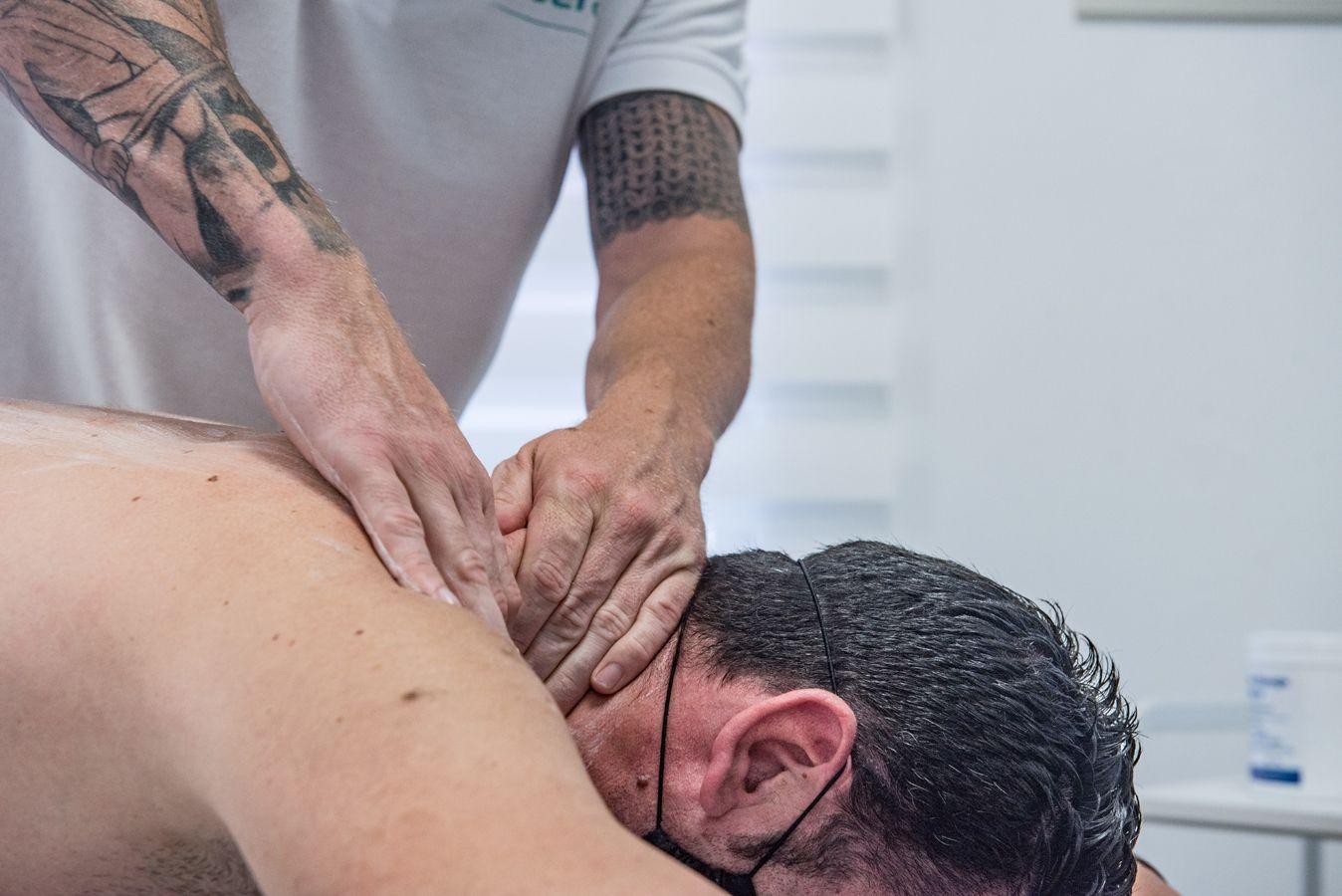Clínica de fisioterapia en Sagunto