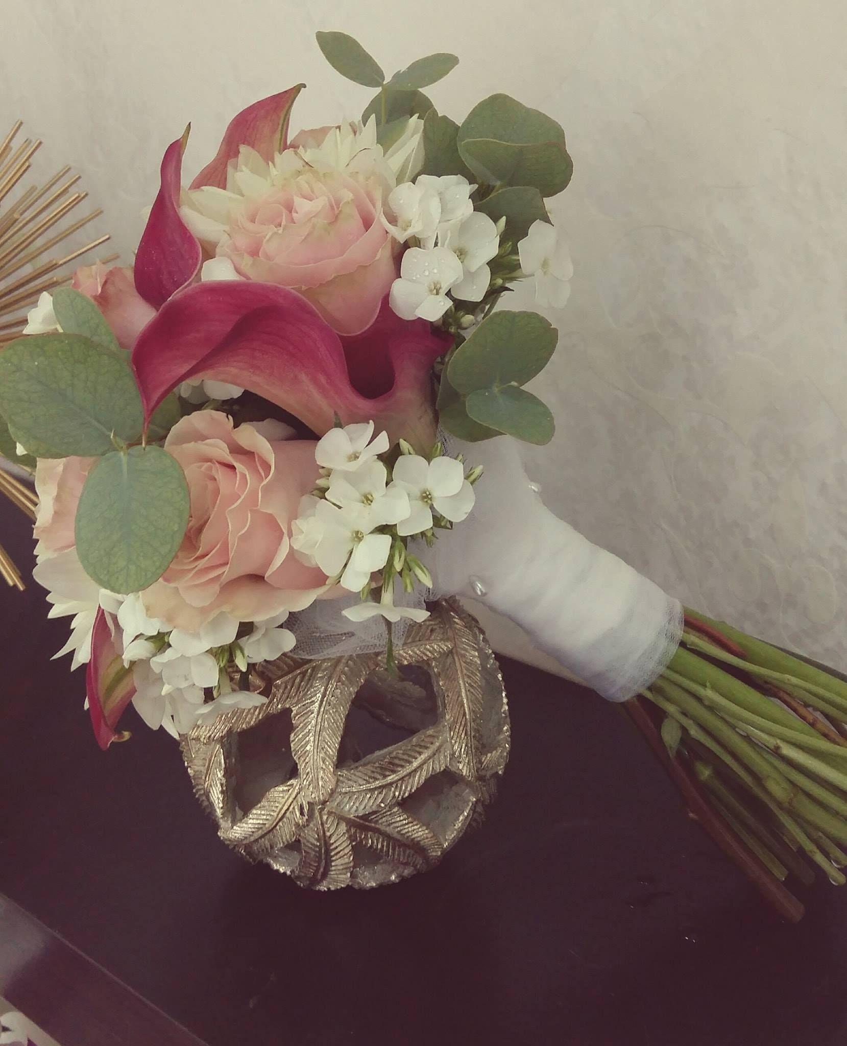 Elige tu ramo de novia