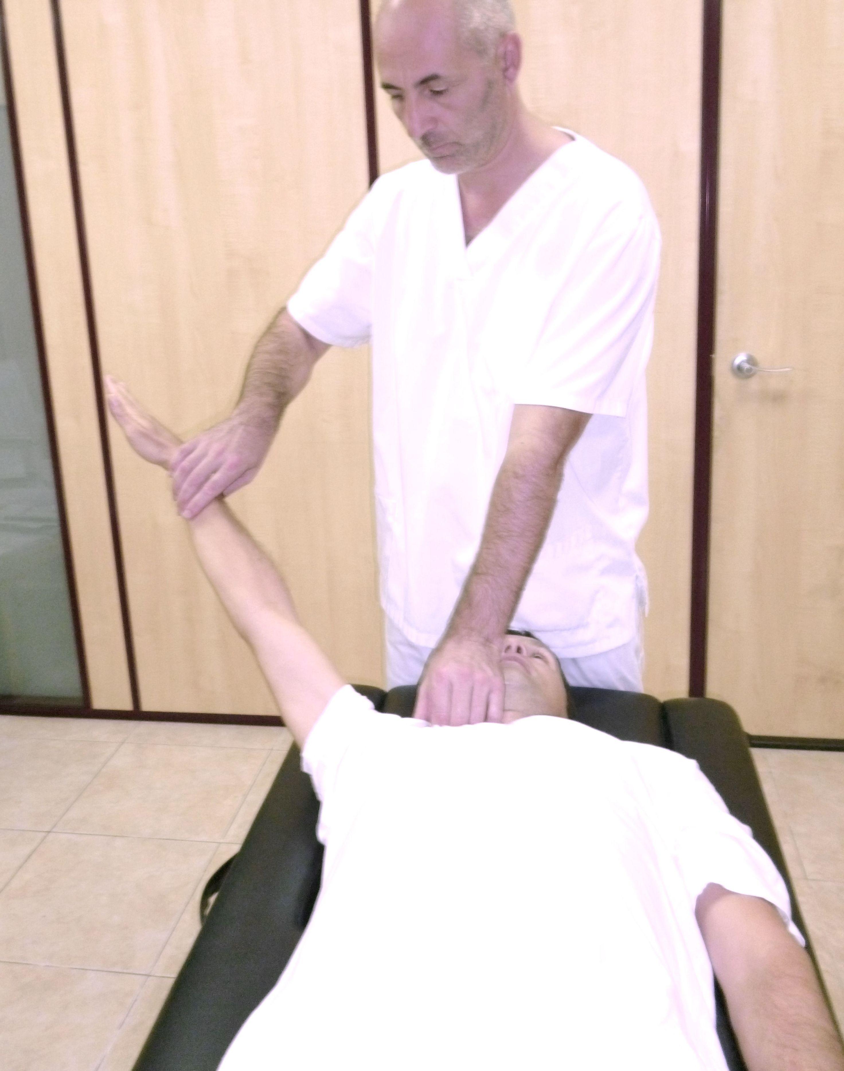Kinesiología Aplicada - Test muscular, pectoral mayor clavicular