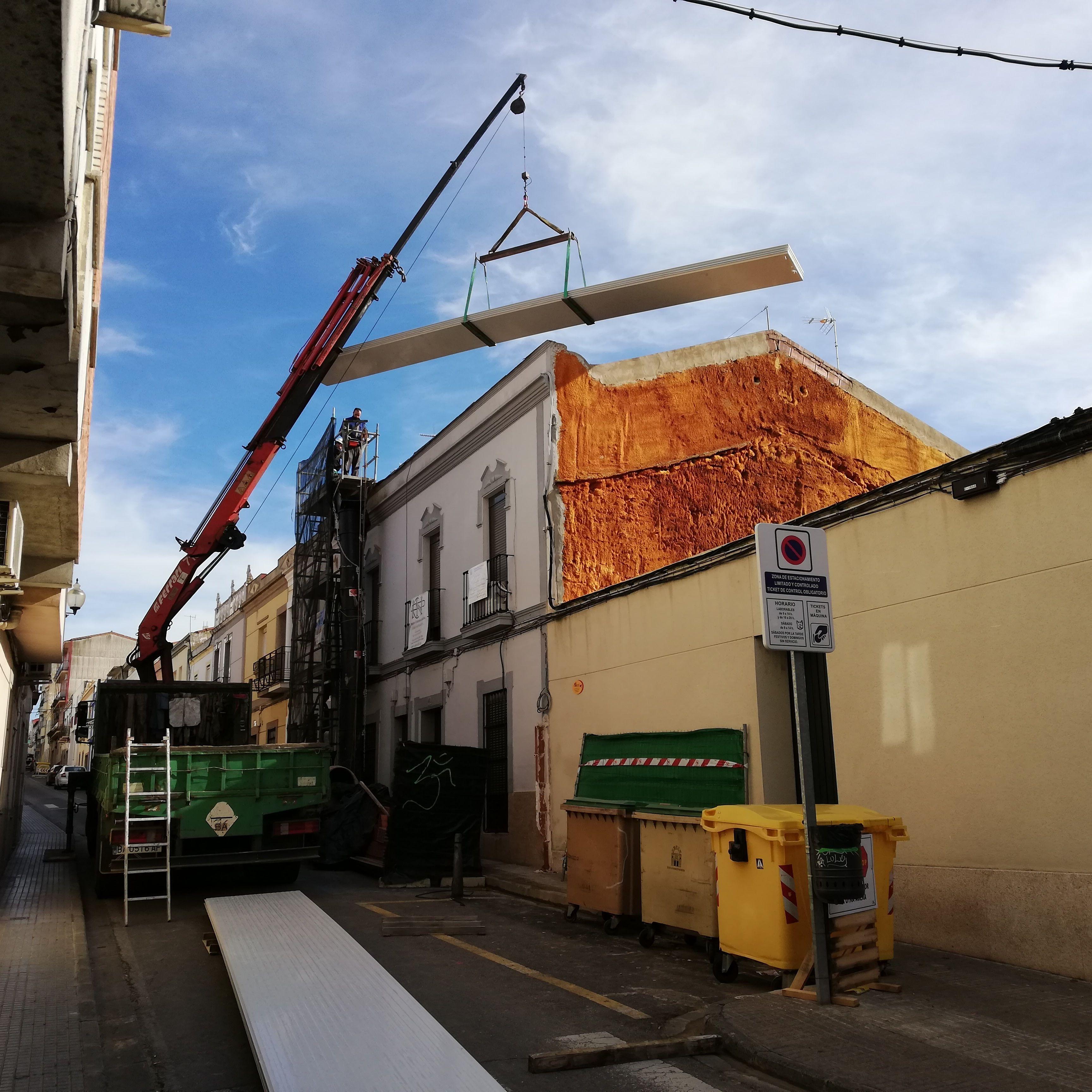 Foto 3 de Construcciones y reformas en Mirandilla | Construcciones Domvs Imperator