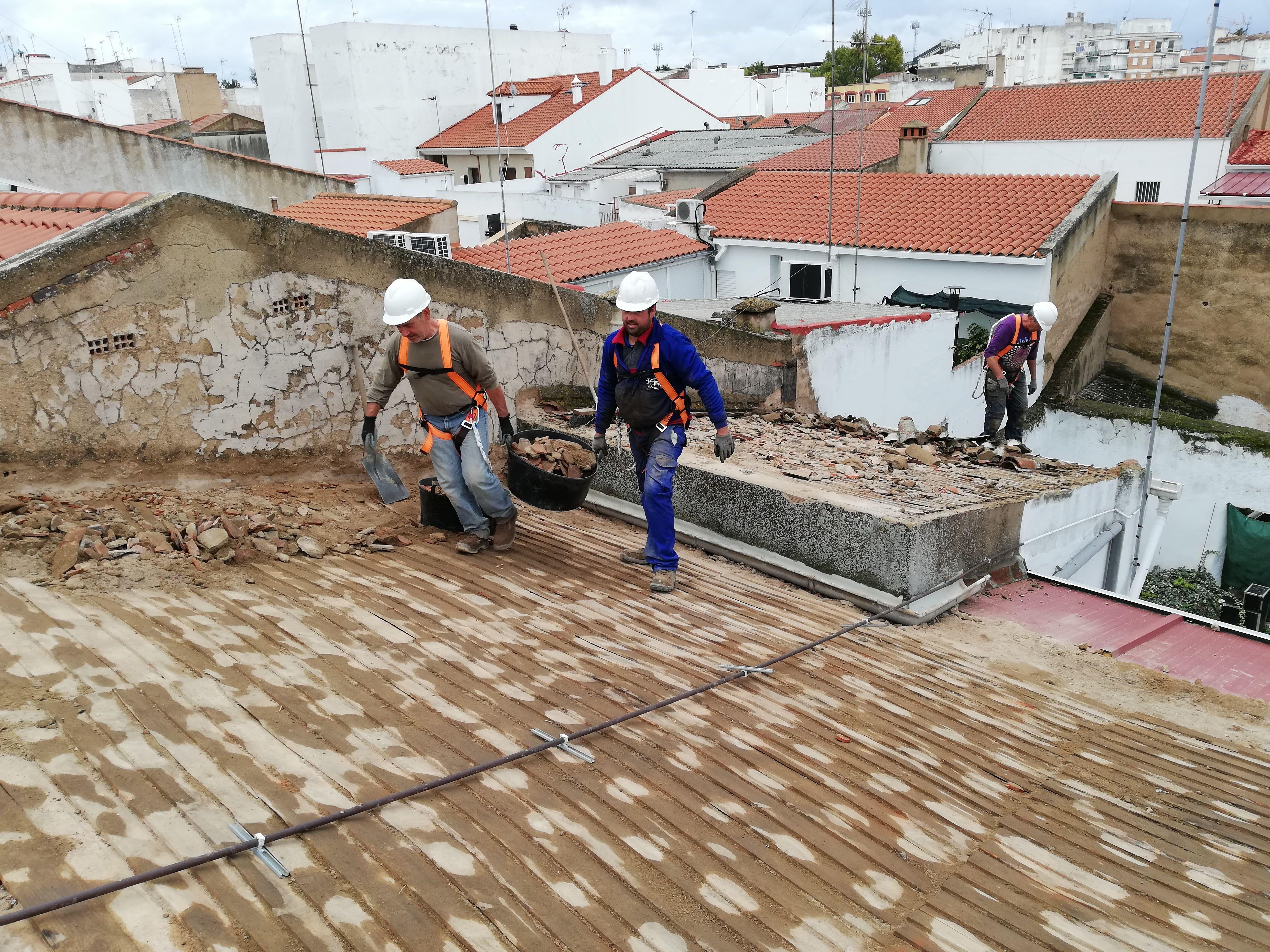 Foto 21 de Construcciones y reformas en Mirandilla | Construcciones Domvs Imperator