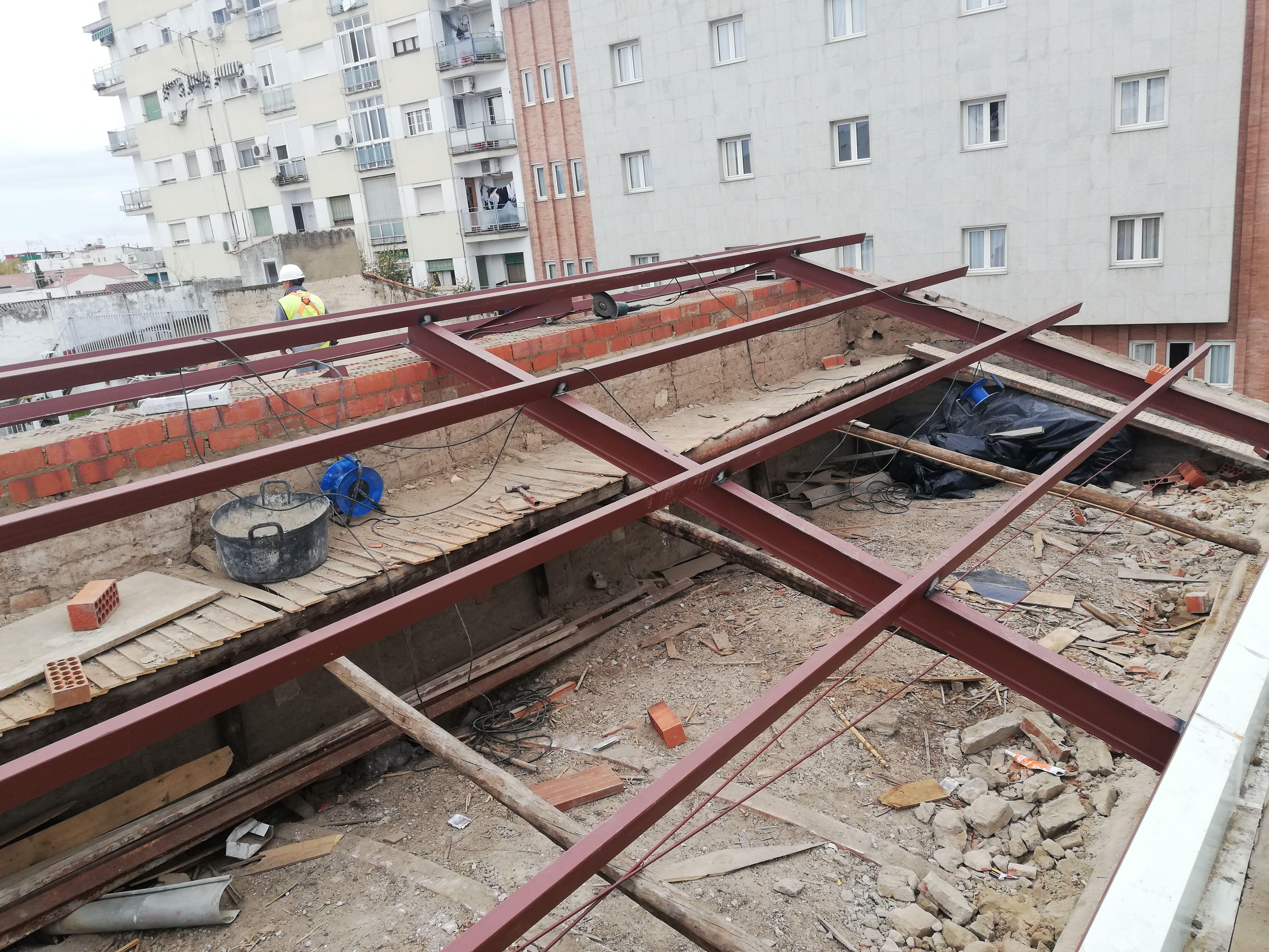 Foto 4 de Construcciones y reformas en Mirandilla | Construcciones Domvs Imperator