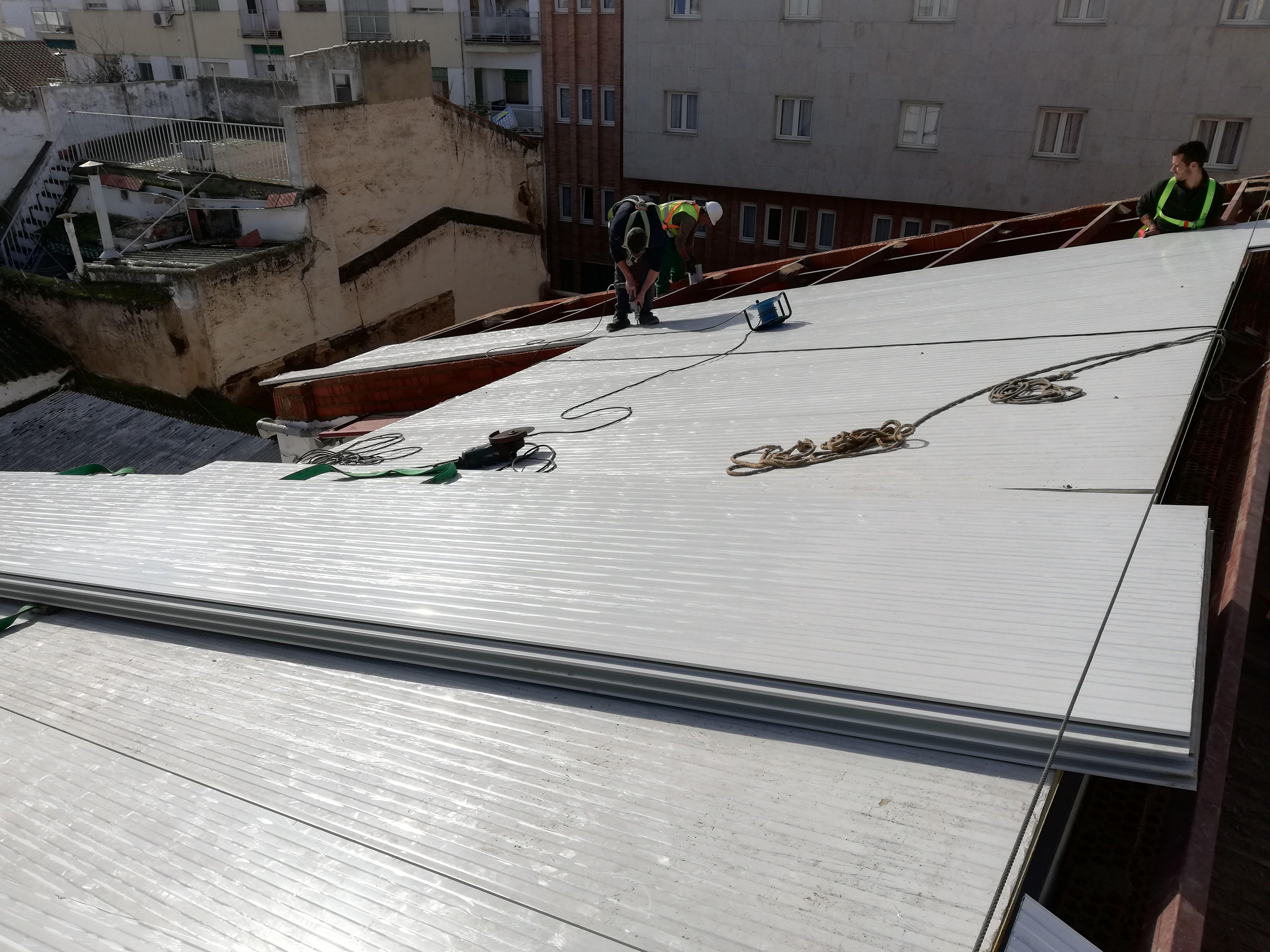 Foto 9 de Construcciones y reformas en Mirandilla | Construcciones Domvs Imperator