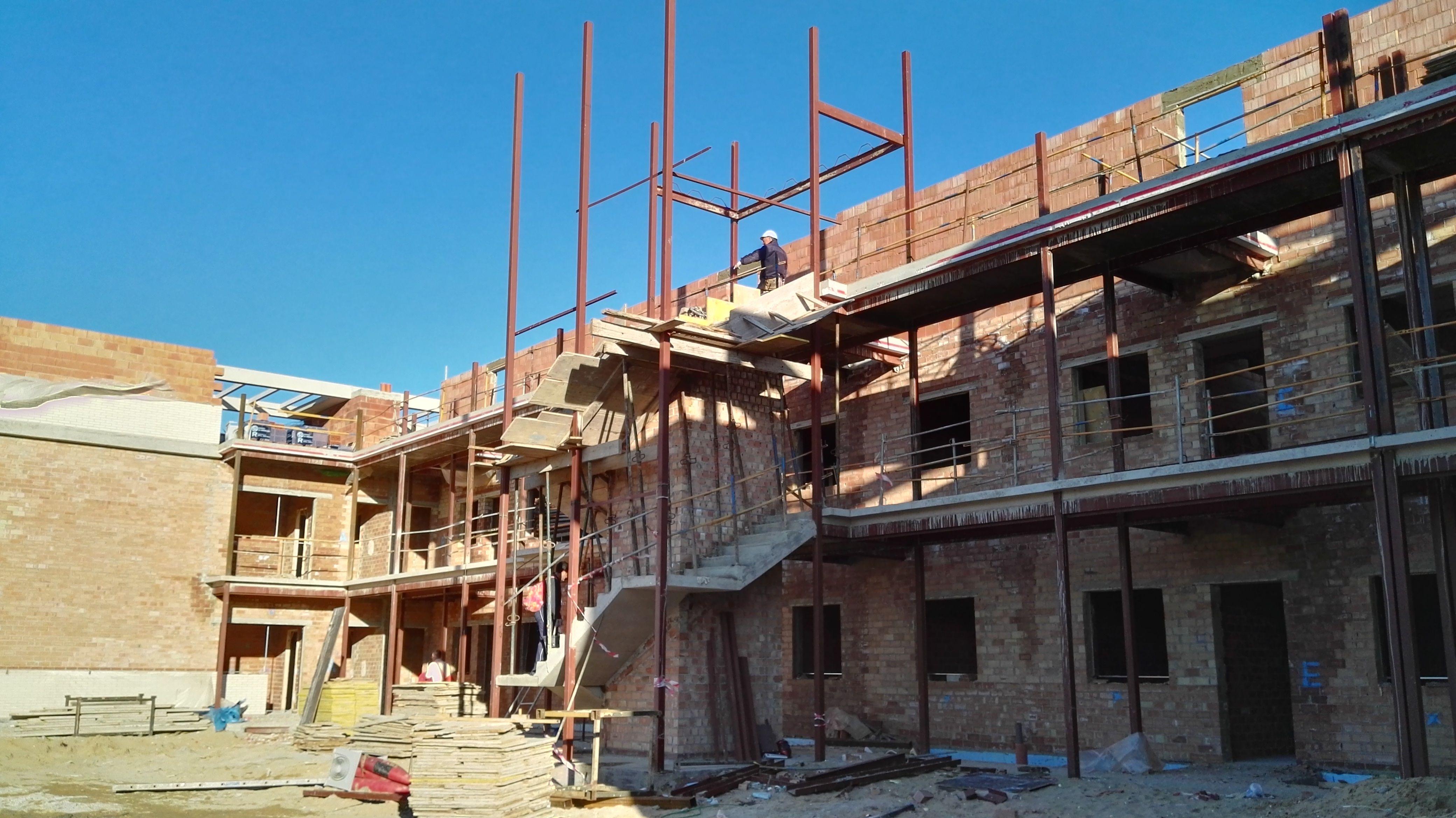 Construcción de obra nueva en Mérida