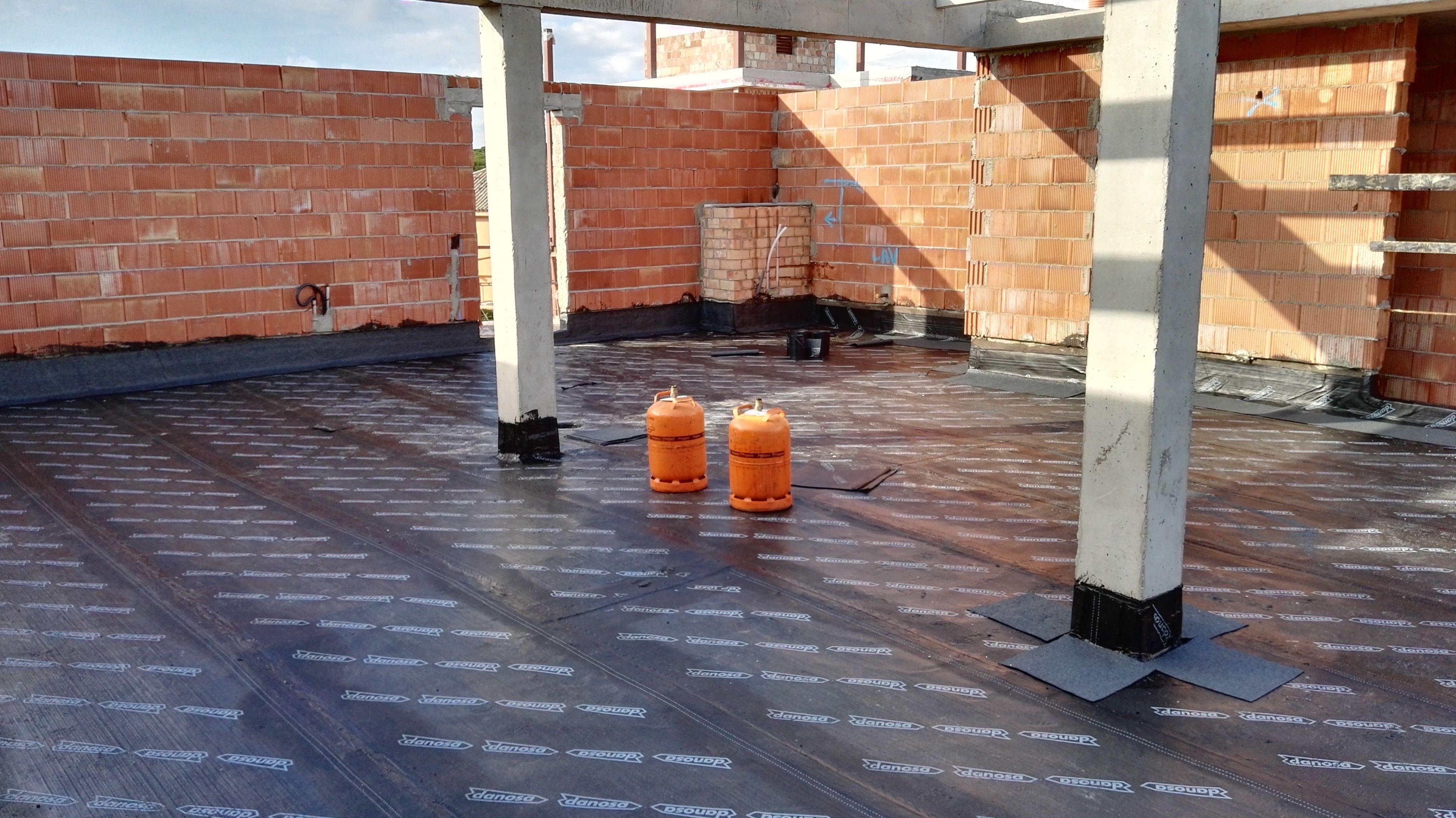 Rehabilitación de cubiertas en Mérida