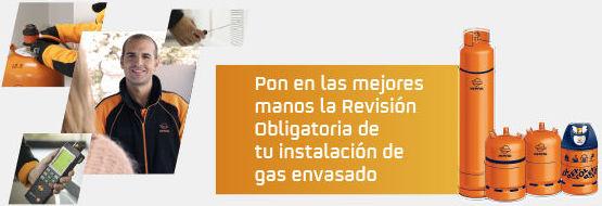 Revisión Oficial Instalación de Gas