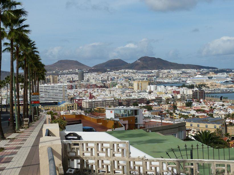 Servicio de taxi de medio y largo recorrido en Las Palmas de Gran Canaria
