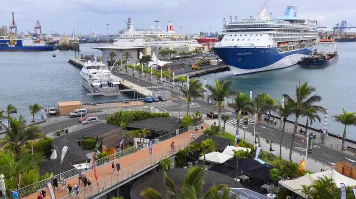Puerto Las Palmas Cruceros, Taxi Terminal de Crucero Las Palmas, Muelle Santa Catalina. RESERVE VÍA MNESAJE DE TEXTO WHATSAPP +346994058886