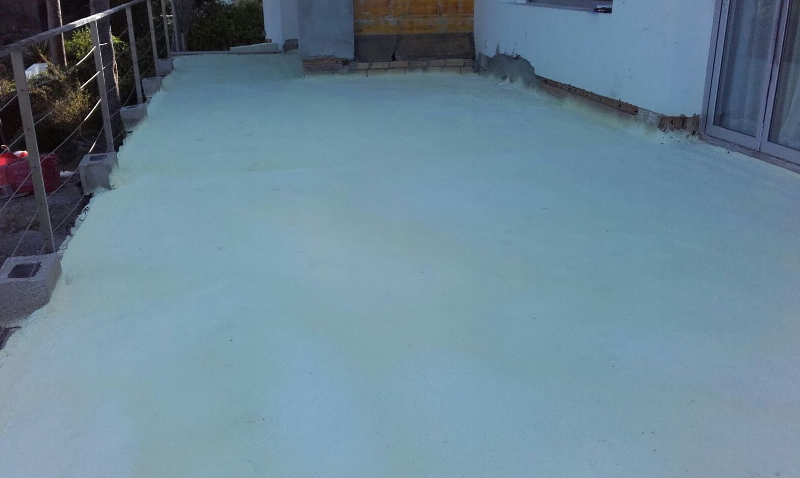 Impermeabilización de cubiertas en Baleares