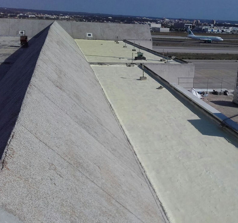 Impermeabilización de tejados en Mallorca