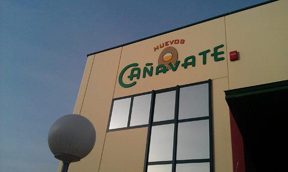 Foto 1 de Hueverías y pollerías en  | Huevos Cañavate