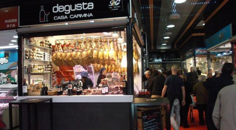 Carnicería para gourmets en el centro de Granada