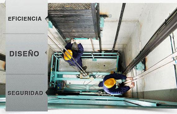 Obra completa para instalación de ascensores