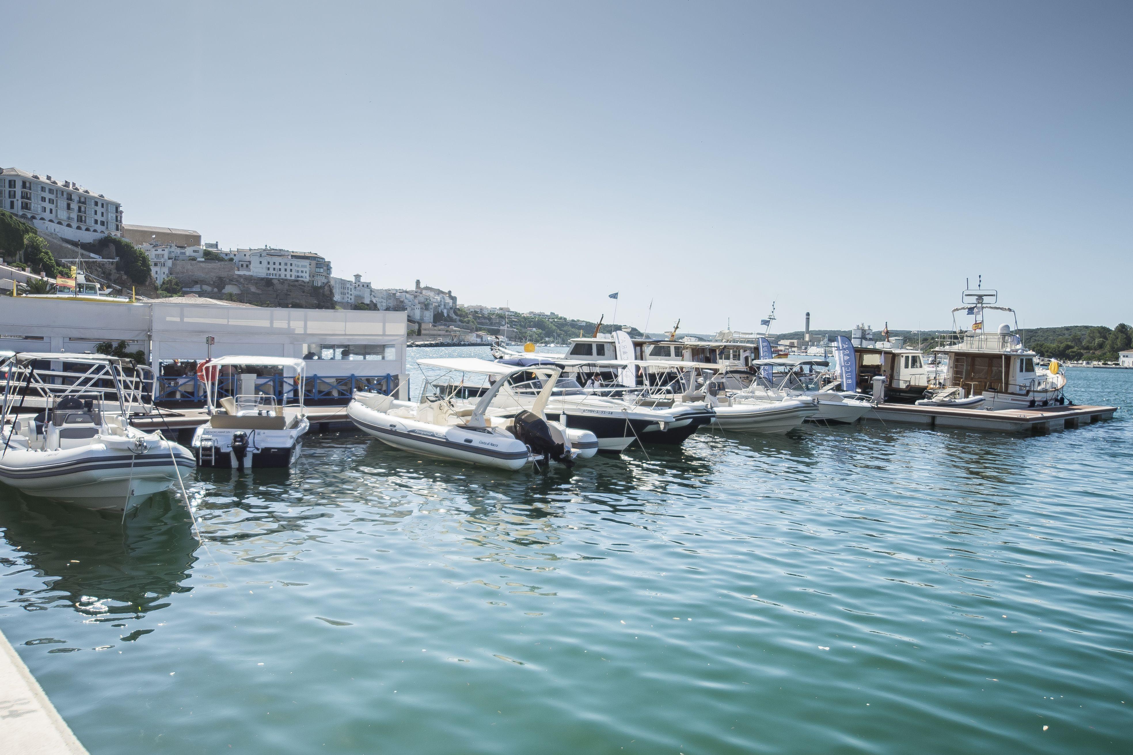 Flotas en alquiler en Menorca