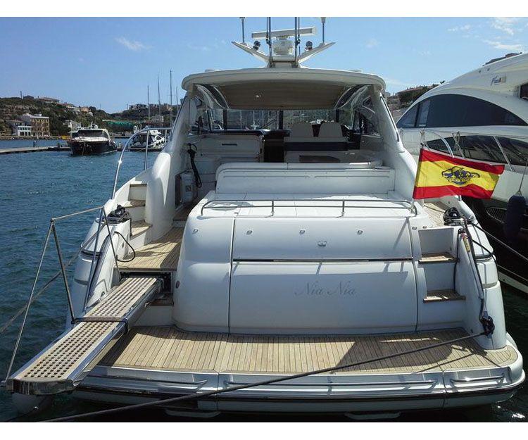 Alquiler de barcos sin patrón en Menorca