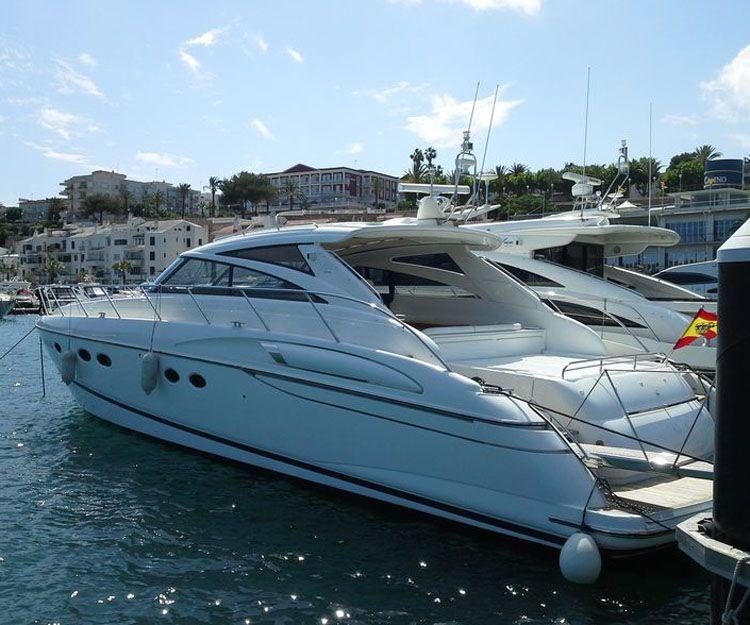 Embarcaciones de alquiler en Menorca