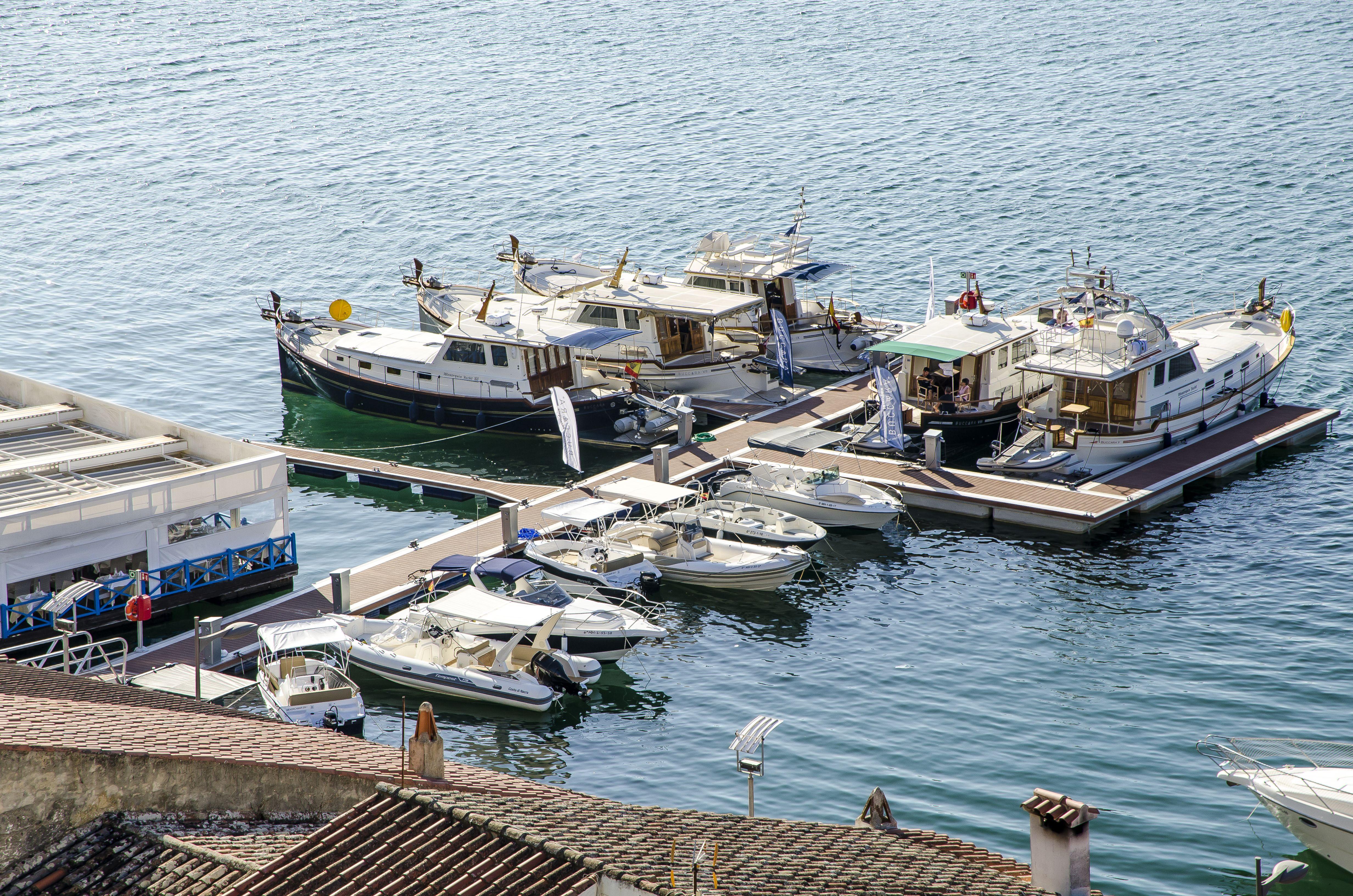 Alquiler de flotas a estrenar en Menorca