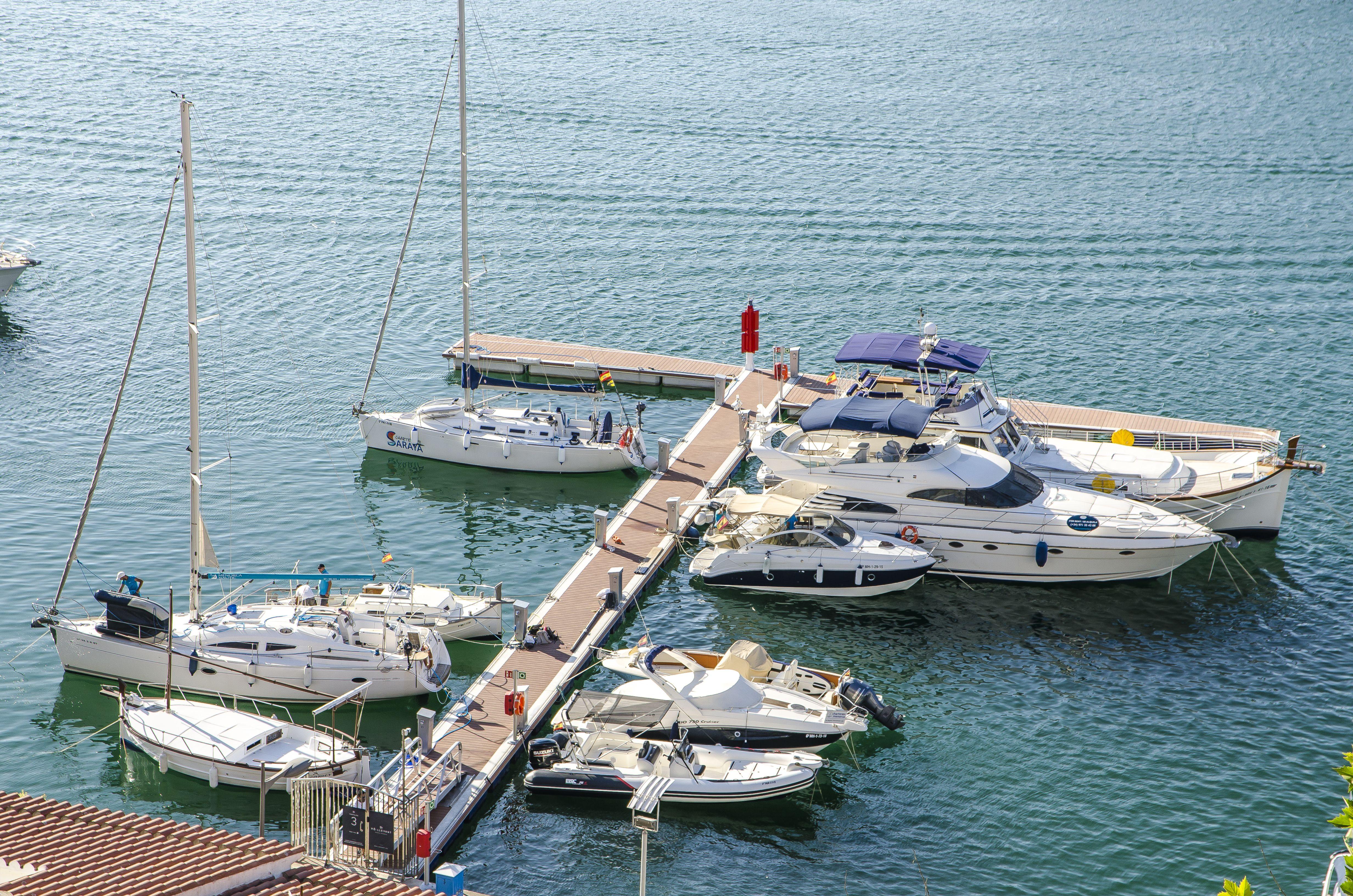 Embaraciones semirrígidas en Menorca