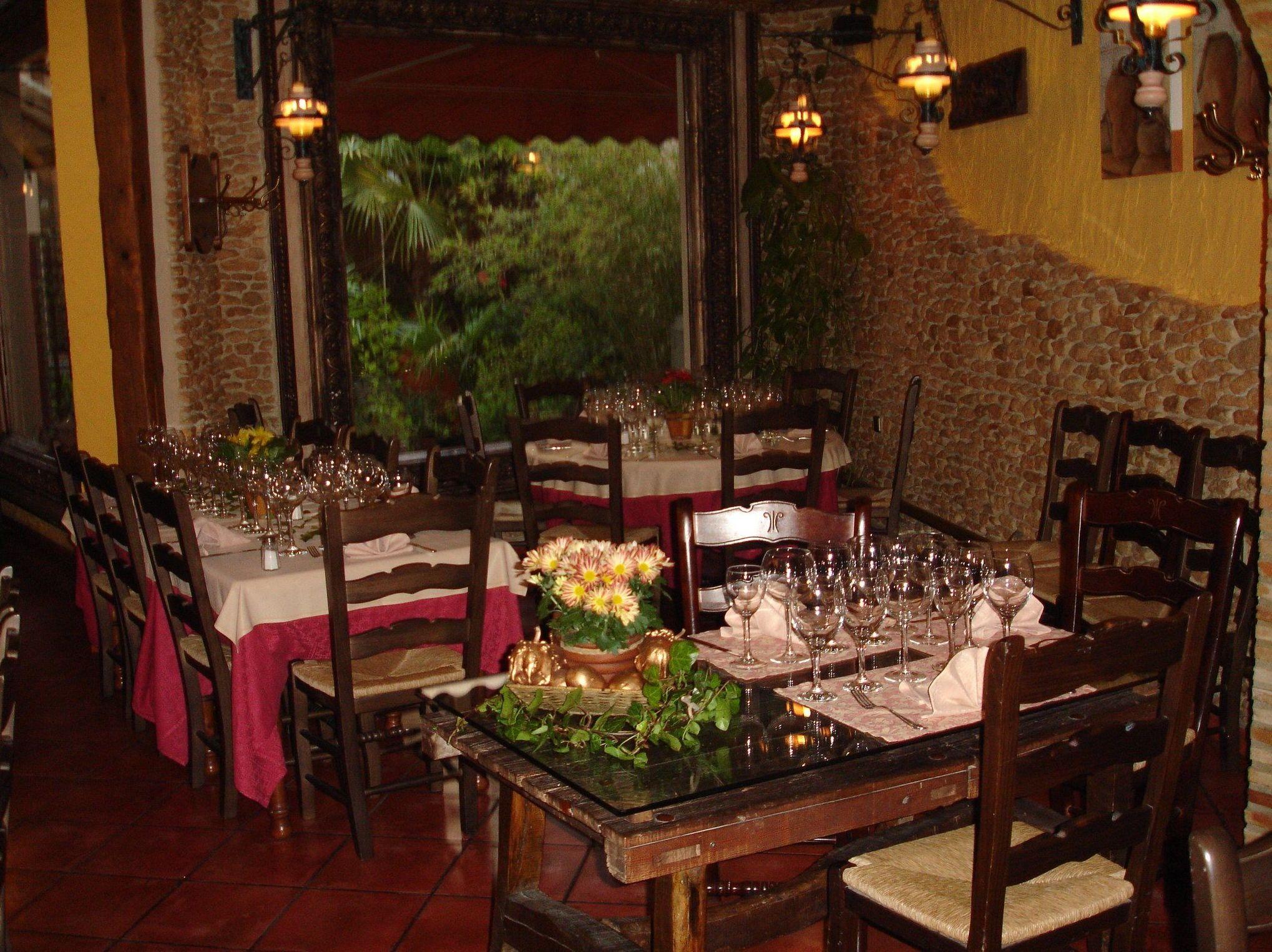 Restaurantes con encanto Albacete