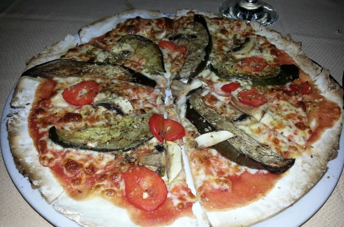 Carta de pizzas