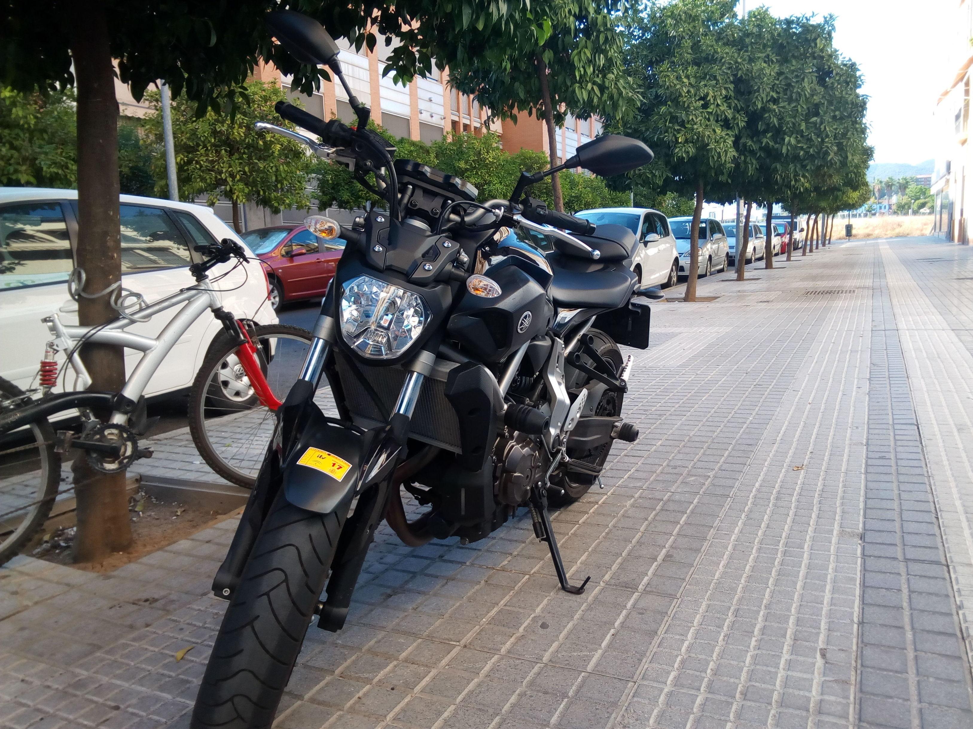 Permiso de conducir motos en Córdoba