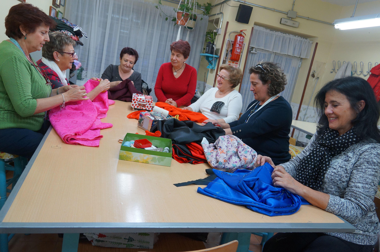 Clases de costura en Fuencarral