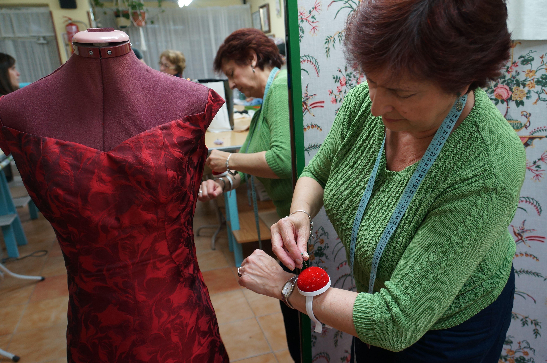 Academia de costura en Madrid