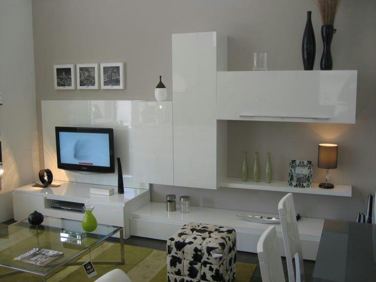 moderno mueble de salón Antonio Lugo