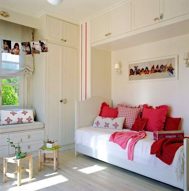 Aprovechamiento del espacio, con muebles a medida, la mejor opción