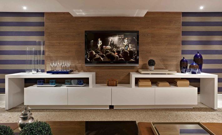 moderno mueble de salón
