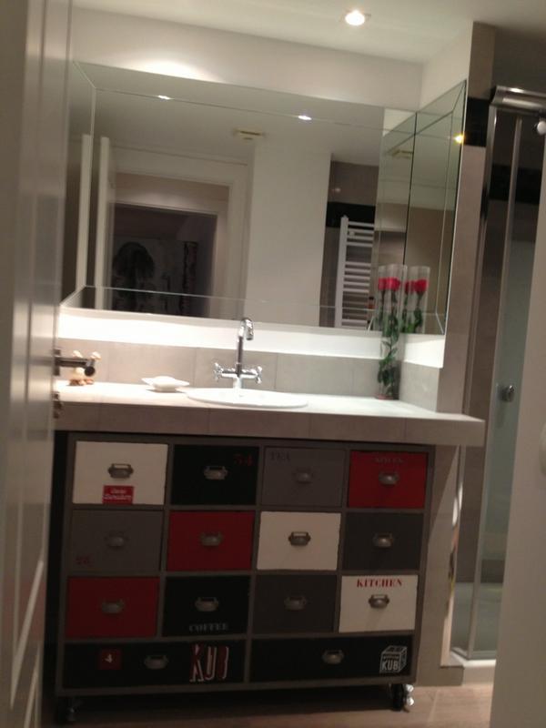 Muebles de baño a medida Antonio Lugo
