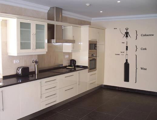 Muebles de cocina Antonio Lugo