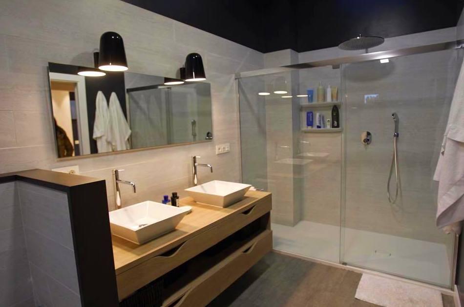 mueble de baño, entablero marino