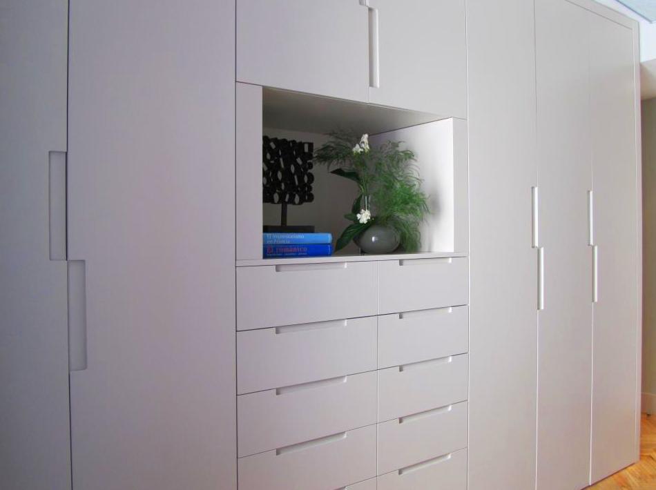 armario para tenerlo todo ordenado