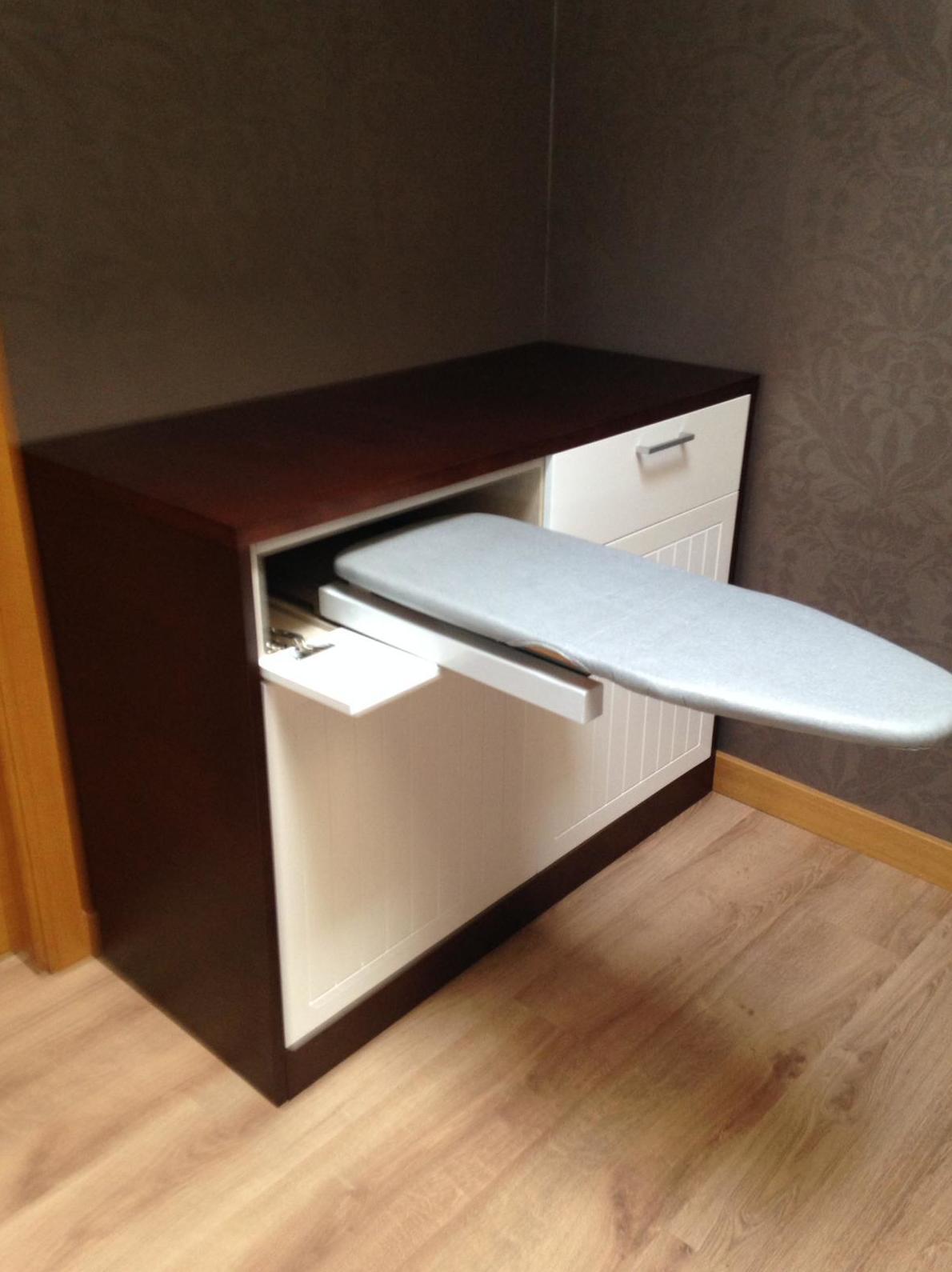Mueble plancha