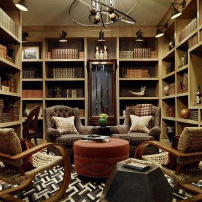 Biblioteca a medida Antonio Lugo