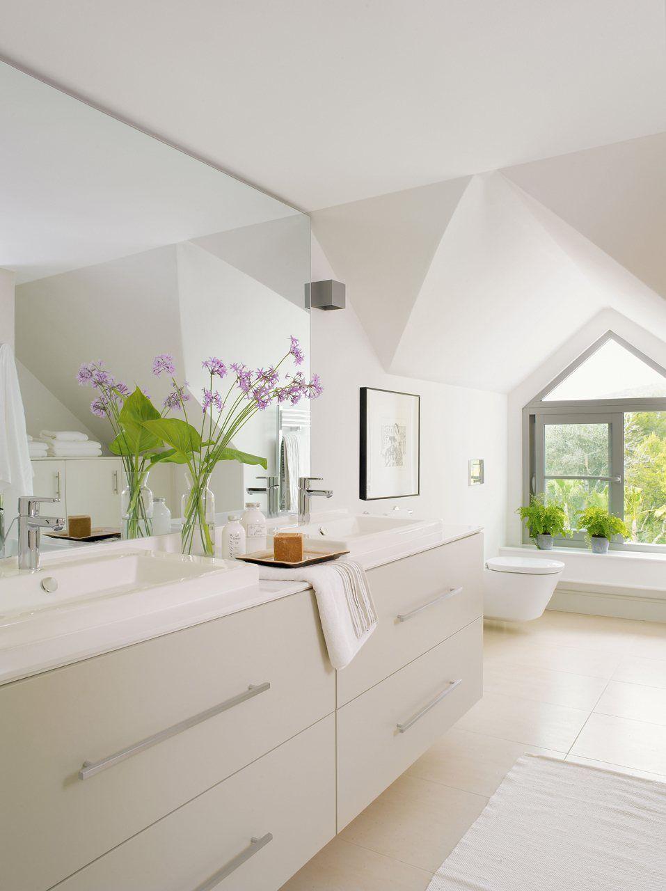 Mueble de baño lacado Antonio Lugo