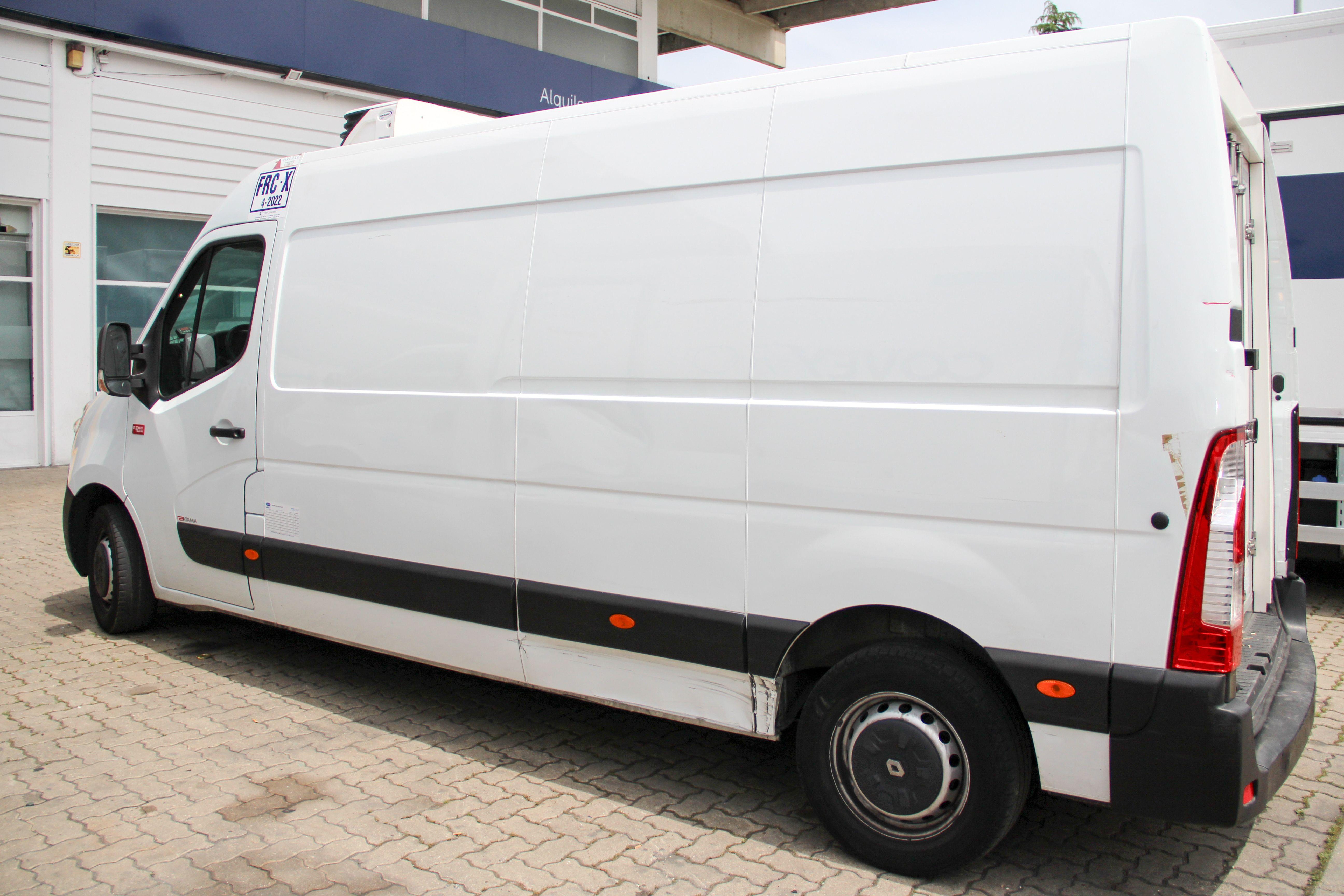 Transportes frigoríficos en Alcalá de Henares