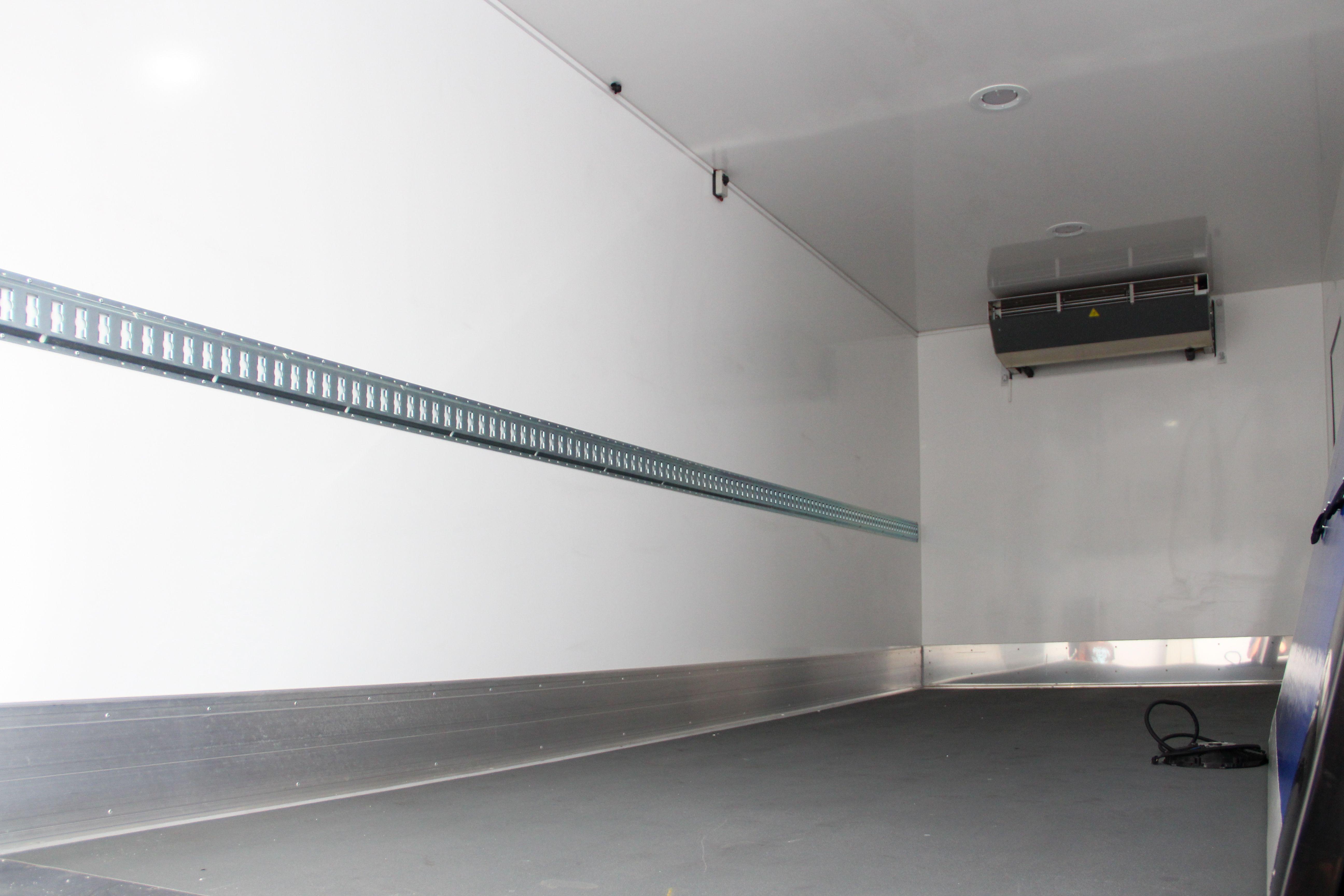 Logística a temperatura controlada en Alcalá de Henares